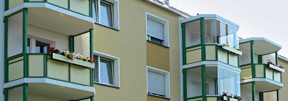 Balkonplatten und Stahlbetonplatten bei BSF