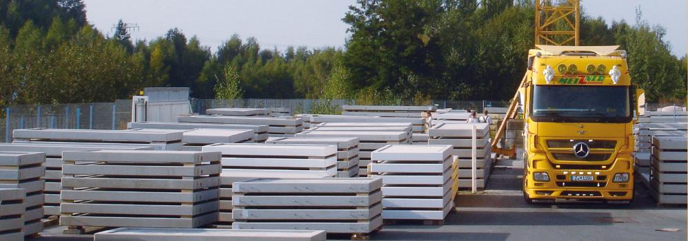 Balkonbodenplatten, Betontreppe & Betonstütze vom Experten