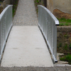 Fußgänger- Radwegbrücke 7,80mx1,20m